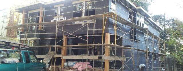 1210 40th Street Under Construction