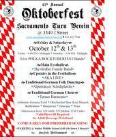 Oktoberfest at the Turn Verien