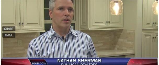 Sacramento A Seller's Market Again – Nathan Sherman on Fox 40 News