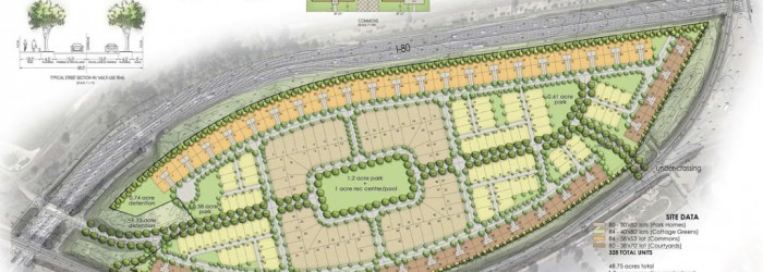 McKinley Village Project on the Table Again in East Sac