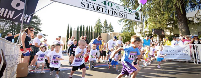 6th Annual Fab 40's 5K Run/Walk