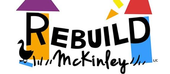 McKinley Park Playground Grand Opening!