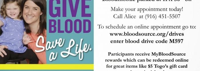 38th Street Annual Blood Drive