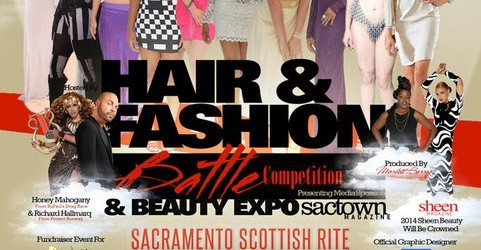 Hair & Fashion Battle Expo