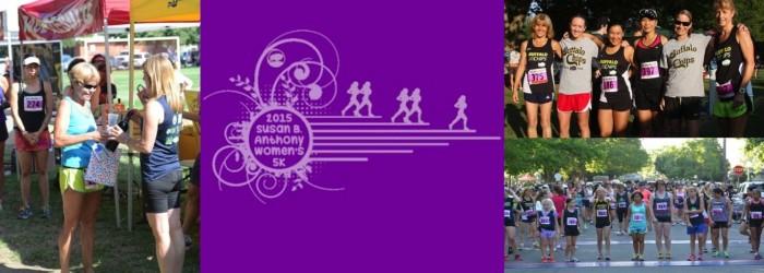 Susan B. Anthony Women's 5K