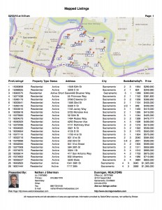 Low East Sac Housing Inventory