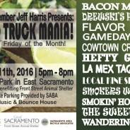 McKinley Park Food Truck Mania