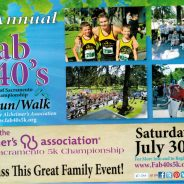 9th Annual Fab 40's 5k Walk Run