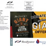8th Annual Blood Drive