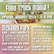 McKinley Park Food Truck Mania!