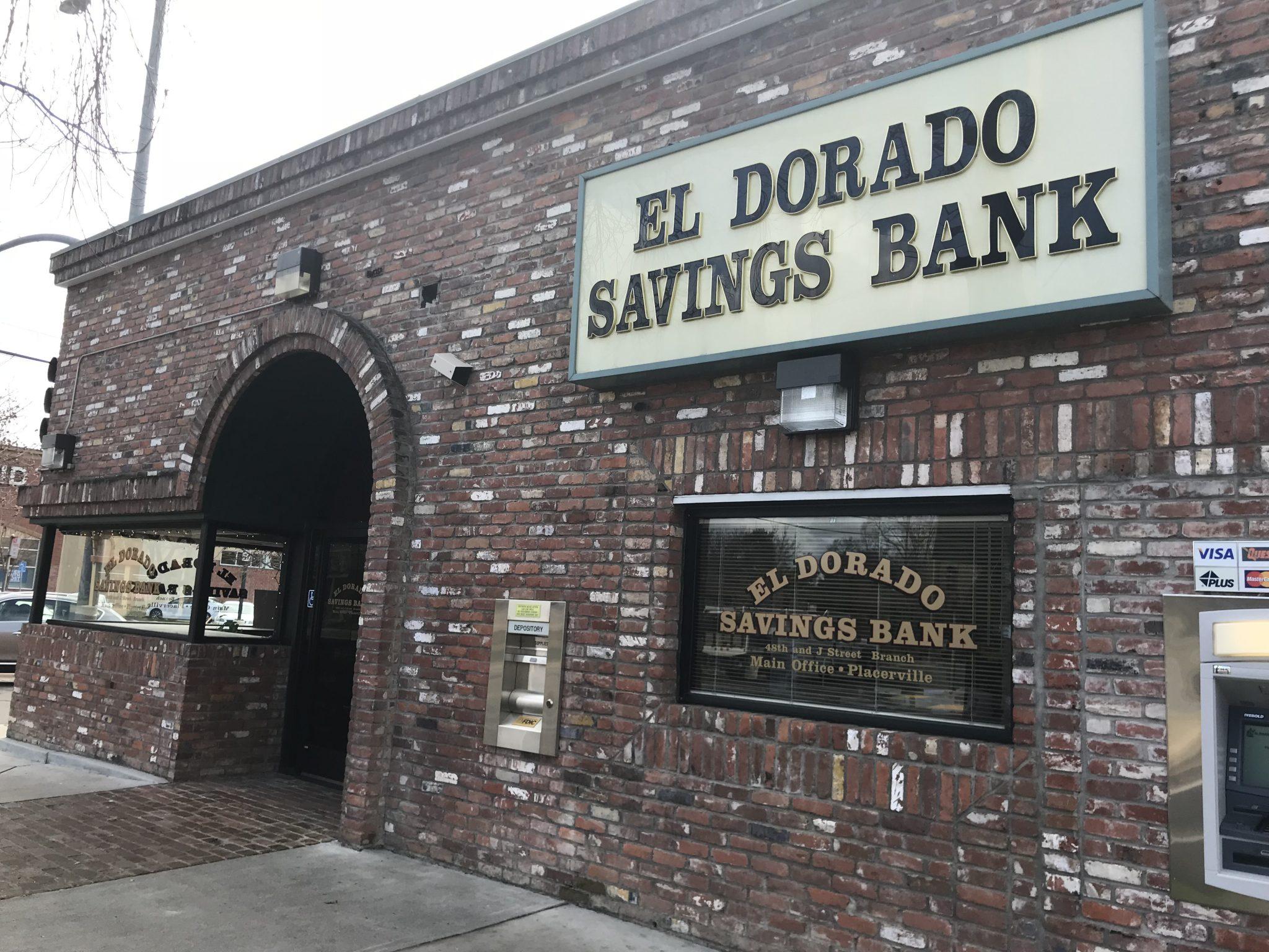 Lady Bird Movie El Dorado Savings Bank East Sacramento