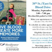 10th Annual 38th Street Blood Drive