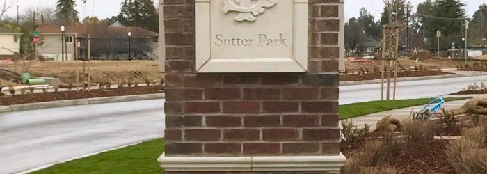 Sutter Park Floor Plans