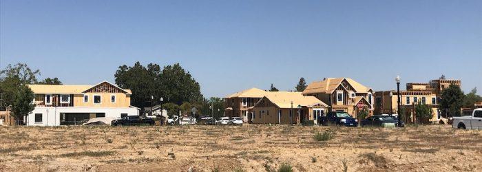 Sutter Park Neighborhood Construction Moving Along…