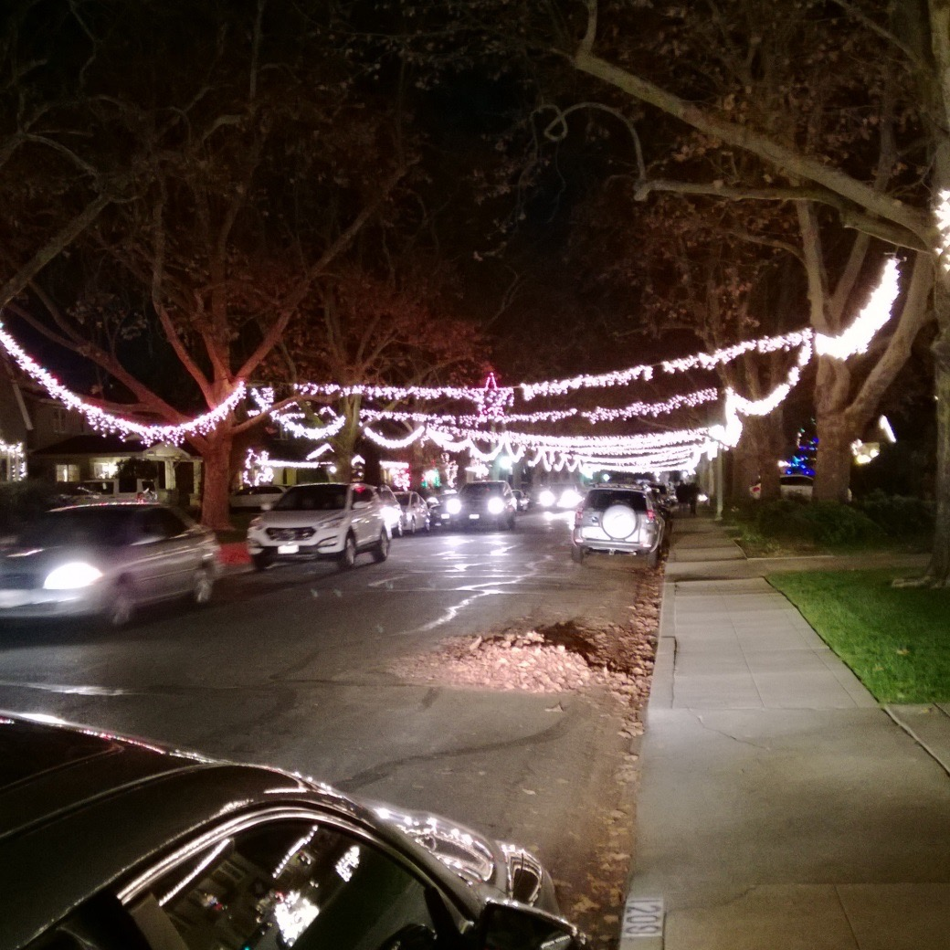 Fab 40 Christmas Lights In Sacramento 2020 Fab 40s Christmas Lights   Nathan Sherman