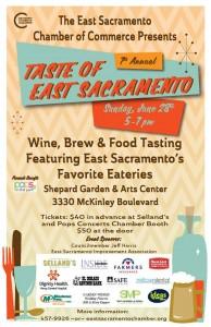 The Taste of East Sac 2015